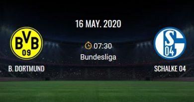 Borussia Dortmund - Schalke 04-match