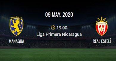 Managua-Real-Estelí-match