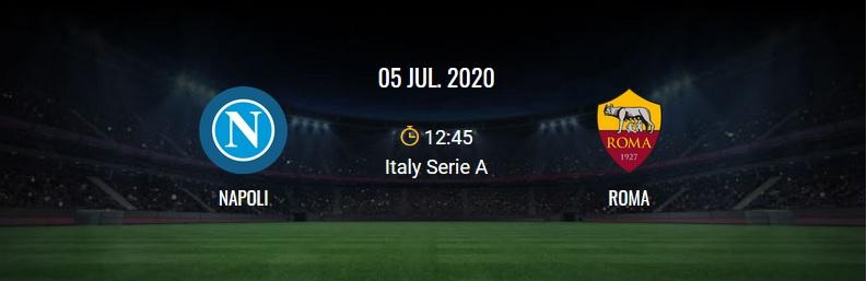 Napili – Roma-match